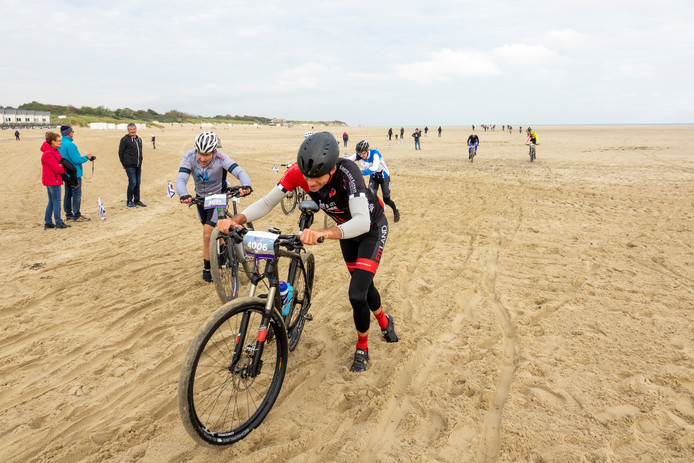 Mountainbike toertocht 2019