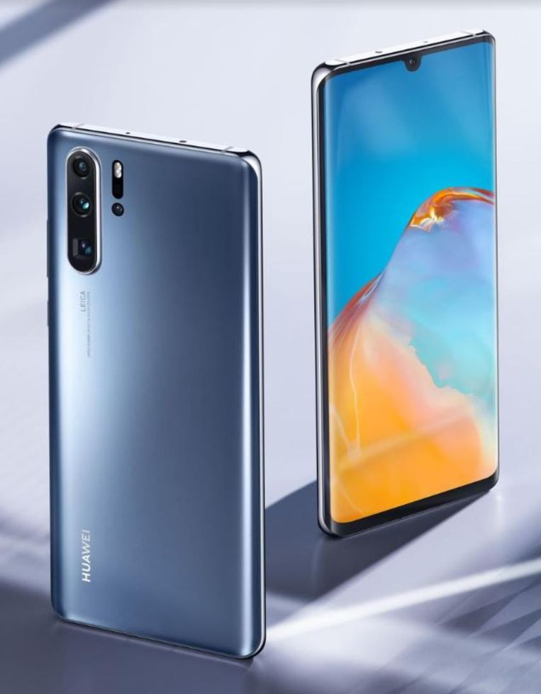 Huawei P30 Pro New Edition. Beeld Huawei