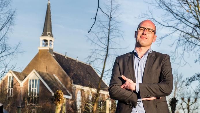 Dominee Henk Jan Prosman