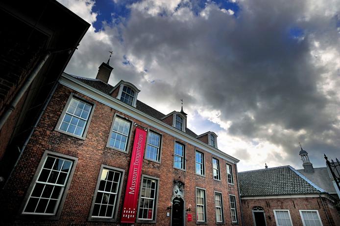 Museum Tongerlohuys in Roosendaal.