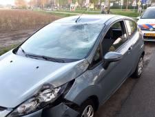 Bromfietser gewond bij botsing met auto in Rucphen