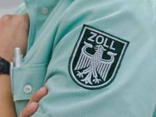 Duitse douane pakt man met 500.000 euro in auto