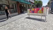 Politie controleert fietsverbod Basiliekstraat en deelt boetes tot 350 euro (!) uit