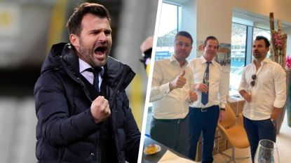 Ivan Leko en Antwerp bereiken akkoord: Kroaat wordt de nieuwe trainer van de 'Great Old'