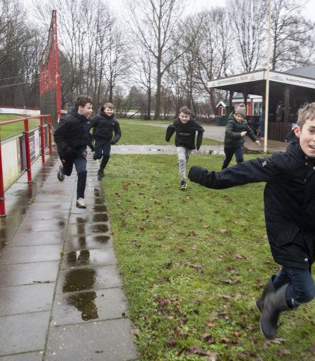 Lichaam en koppie gezond houden? Sport Federatie Berkelland helpt de jeugd de lockdown door