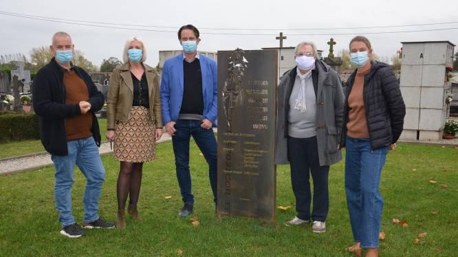Haaltert eert coronaslachtoffers en zorgsector met gedenkplaat op begraafplaatsen