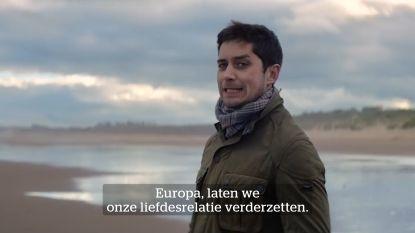 Schotland stuurt openlijke 'liefdesbrief' naar Europa met nieuwe campagnevideo