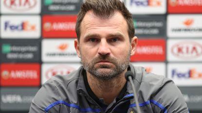 """Ivan Leko twijfelt niet na mindere periode: """"Salzburg brengt mooi voetbal, maar wij waren ook goed in Champions League"""""""