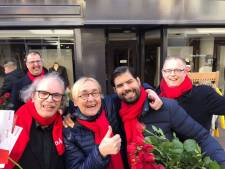 Lutz Jacobi helpt PvdA-campagne Gouda