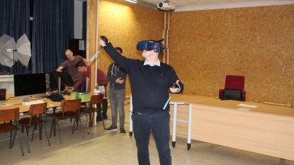 Fablab opent nu ook Medialab: apparatuur voor virtual reality, video- en audio-opnames