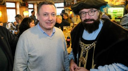 Tombeek viert 'den trek' wellicht voor laatste keer in café Sint-Elooi