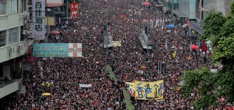 Vonk voor miljoenenprotest Hongkong was bizarre moord