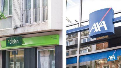 """""""Fusie van AXA Bank en Crelan staat op de helling"""""""