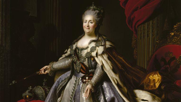 Favoriete Catharina de Grote: een tsarina zonder weerga | Het Parool #UE92