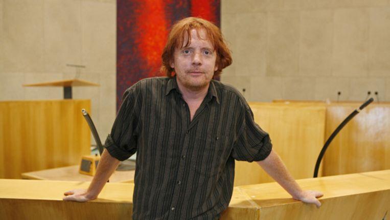 Eddy Terstall, een van de leden van de nieuwe partij. Archief © ANP Beeld