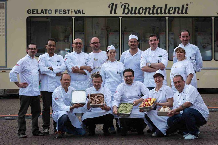 Gelato Festival Beeld Gelato Festival