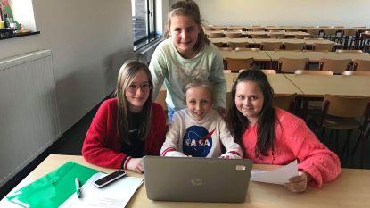 Leerlingen De Knipoog organiseren wetenschapsbattle