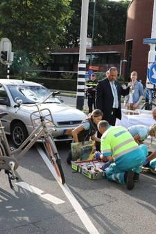 VIDEO: Fietser zwaar gewond bij oversteken Europalaan Kaatsheuvel