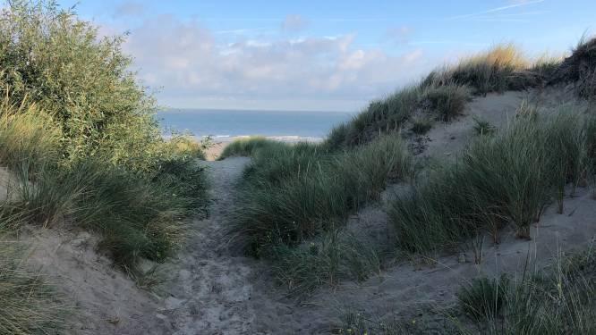 Naaktloper in duinen van Bredene komt weg met lichte straf