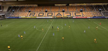 FC Eindhoven speelt gelijk in oefenwedstrijd tegen Roda JC