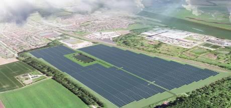 Shell bouwt als eerste groot zonnepark in Terneuzen, bij Sas van Gent