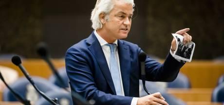 Wilders: De minister moet zich kapotschamen en opstappen, wegwezen!
