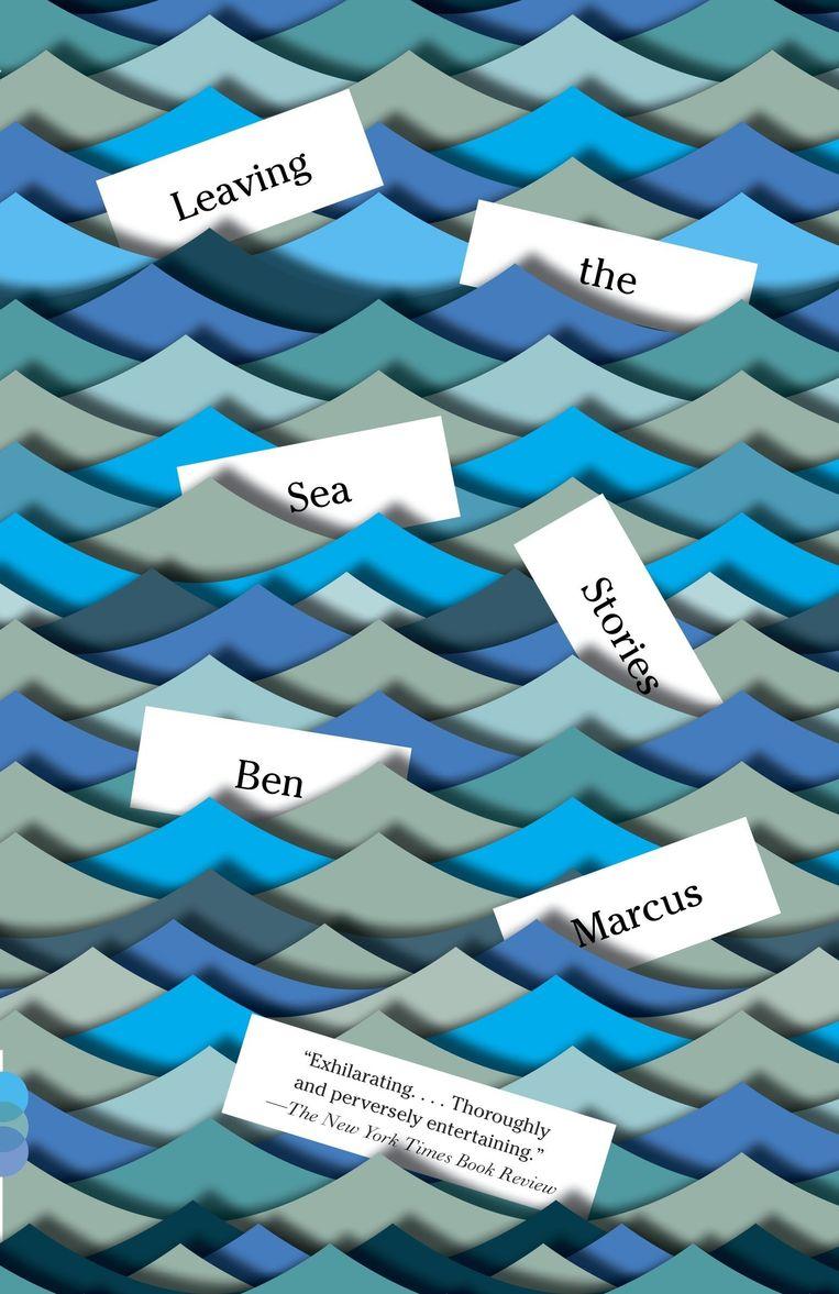 Omslag van Leaving the Sea. Beeld Knopf