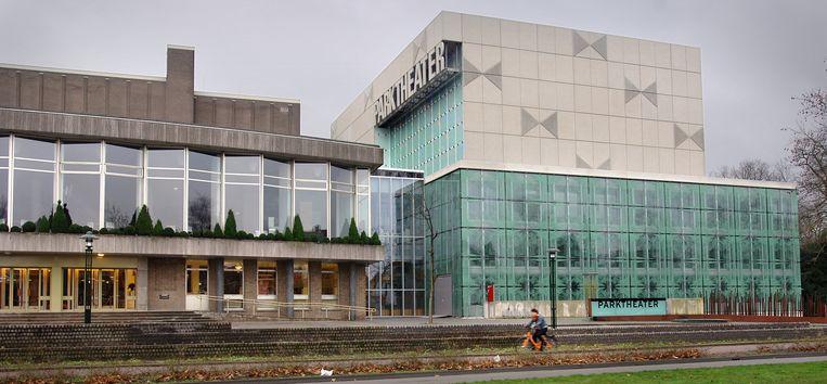 Het Parktheater in Eindhoven. Beeld Marcel van den Bergh