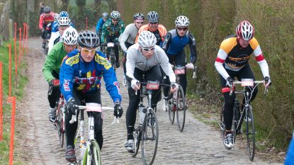 Wielertoeristen verkennen Vlaamse Ardennen tijdens Cyclo Club Marcel