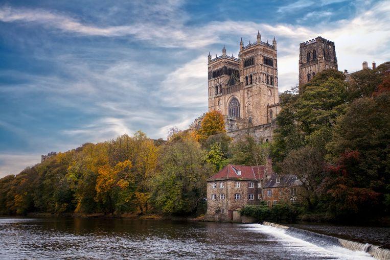 7. Gebouw: Durham Cathedra. 'Een goede gelegenheid om half-dromend te peinzen.' Beeld Getty