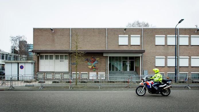 De gerechtsbunker in Osdorp
