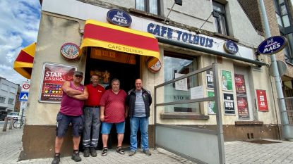 Stamgasten leggen samen voor nieuwe luifels van café Tolhuis
