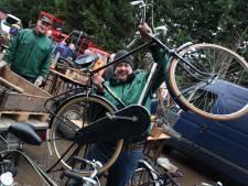 Ruilbeurs: van Tonka's tot en met ongebruikte fietsen uit de jaren tachtig
