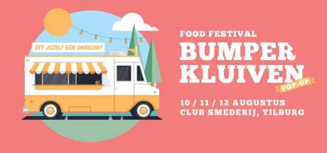 Tilburgse foodtruckfestival-zomer: Bumperkluiven, Foodstock én Smaak Karavaan