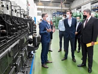 """""""Revolutionaire ontwikkeling"""": nieuwe generatie Belgische dieselmotoren draait ook op waterstof"""