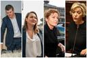 De Open Vld-kanshebbers: Bart Somers is een zekerheid, mogelijk worden ook Gwendolyn Rutten, Lydia Peeters of Carina Van Cauter minister.