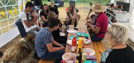 Ouders geven eigen invulling aan spelregels bij kampeerfeesten rond Tubbergen