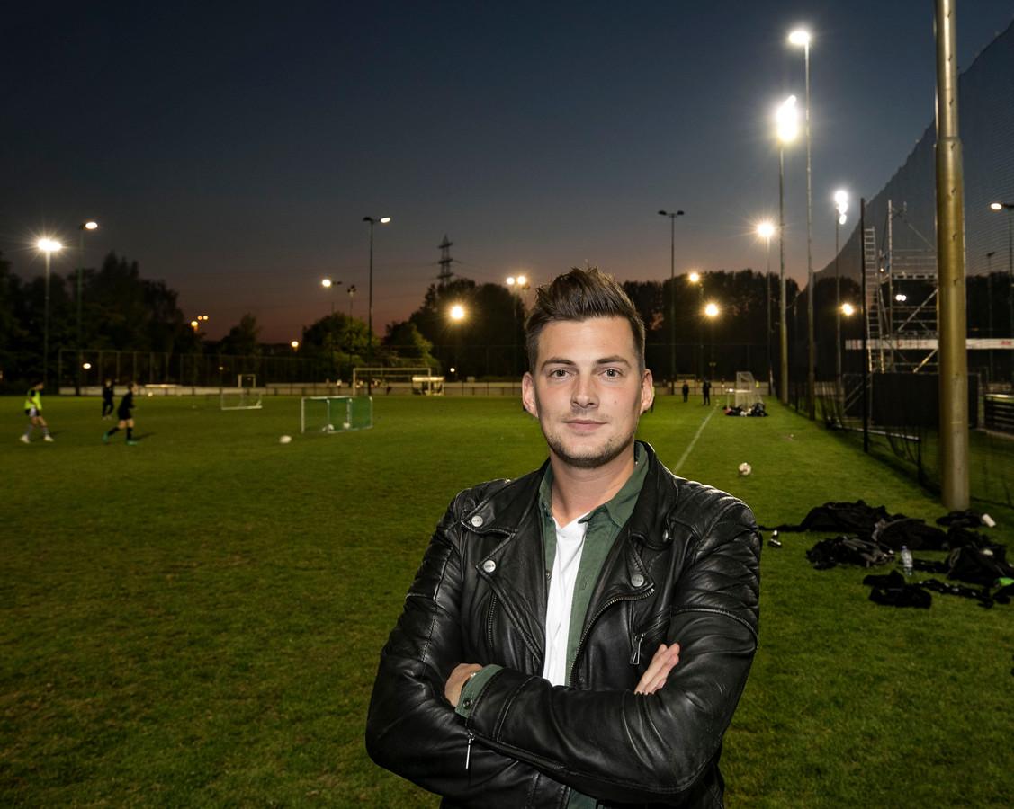 Sten Otter voetballer bij RPC Eindhoven