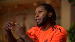 """Dieumerci Mbokani (34), 200 matchen in eerste klasse en beter dan ooit: """"Ik ga door tot mijn 40ste"""""""