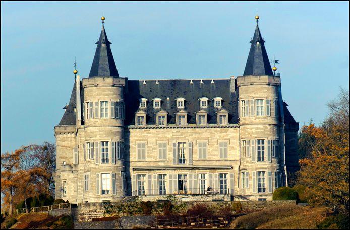 Het kasteel werd door Koning Albert II vaak gebruikt als uitvalsbasis om te gaan wandelen en natuurfoto's te maken.