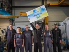Roxin CNC uit Harmelen wint OOM-Award 2019