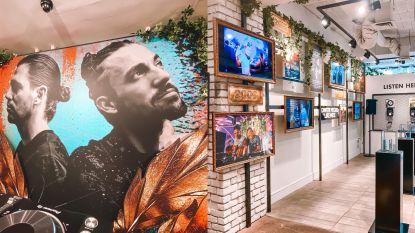 Dimitri Vegas & Like Mike tonen nieuwe kledinglijn in pop-up store op Antwerpse Meir