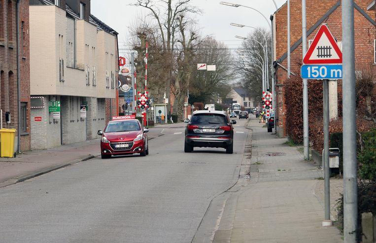 Vanaf de tweede helft van februari is parkeren hier niet meer toegestaan.