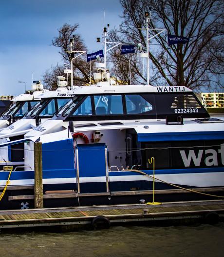 Nieuwe waterbus moet nieuwe passagiers weten te verleiden