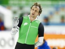 Ronald Mulder snelste op 500 meter, Nuis zesde