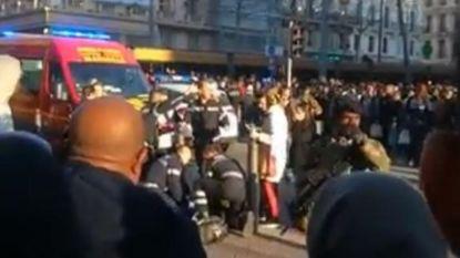 Man haalt uit met mes naar passanten in Marseille, politie neutraliseert dader