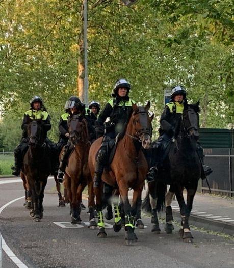 Herkenbare camerabeelden vrijgegeven van vier verdachten van rellen FC Den Bosch-Go Ahead Eagles