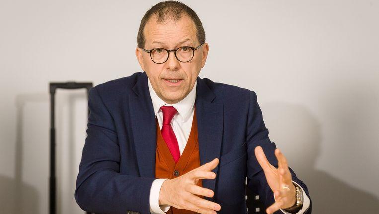 Luc Tack is CEO van zowel Picanol als van Tessenderlo.