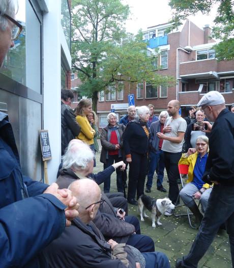 Actiegroep Niet Te Koop blijft: 'Dan arresteren ze ons maar'