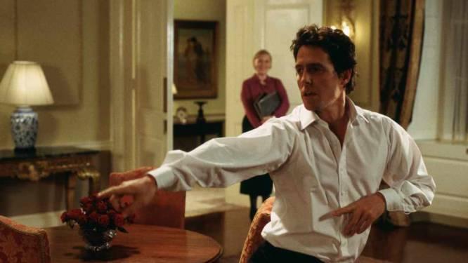 """Hugh Grant weet niet veel meer over 'Love Actually': """"Hoe eindigt het ook alweer?"""""""